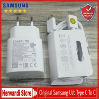 Charger Samsung A70 A80 Original 100% Fast Charging 25Watt