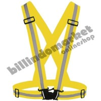 Elastic Scotlight Vest Rompi Karet Safety Proyek V Guard Kuning Yellow