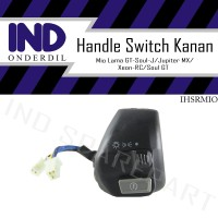 Handle-Tombol Switch-Swit-Saklar Kanan Mio Lama GT-Soul-J-Sporty-Z-M3