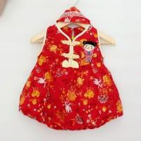 Little Girl Cheongsam / Cheongsam Bayi Perempuan / Dress Imlek Sincia
