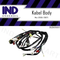 Kabel-Cable Socket-Soket Body-Bodi Yamaha Mio Lama 2005-2006-2007