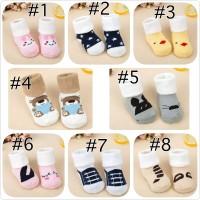 kaos kaki bayi dan anak 7 pilihan motif