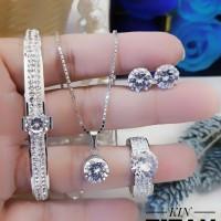 titanium set perhiasan#m1613
