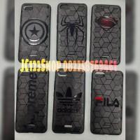 Soft Case TPU Motif Timbul Samsung A70