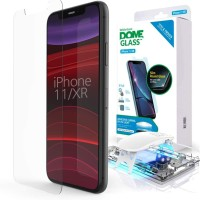 Whitestone Dome Full Adhesive Tempered Glass Iphone 11 / XR non UV