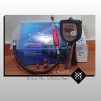 Alat pengukur tekanan angin Tire Inflator Pressure Gauge Digital