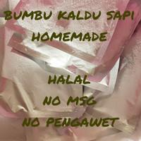 Bumbu Kuah Bakso Kaldu Sapi Homemade Bakso Warisan Ibu (Untuk Extra)