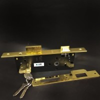 mortise lock swing solid + cylinder bd 701