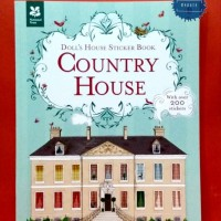 Doll's House Sticker Book : Country House - BBW - Big Bad Wolf