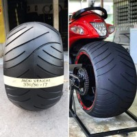 Ban Avon Venom 330.30.17 For Motor Custom NOT Pirelli Michelin Dunlop