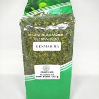 Genmaicha Tea 200 gr | Teh Hijau Khas Jepang
