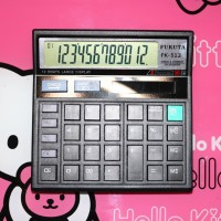 Kalkulator / Calculator 12 Digit Kalkulator FK - 512