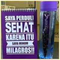 Milagros Air kesehatan - Millagros air alkali per botol