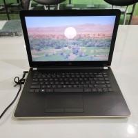 Jual Laptop bekas HP 14-bw501AU