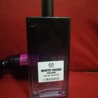 Parfum The Body Shop | WHITE MUSK FOR MEN 100ML | THE BODY SHOP