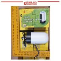 NANKAI Water Pump Electric charge Pompa Galon Air Minum Elektrik Led