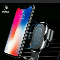 Baseus Car Holder Qi Wireless charger