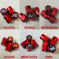 TUTUP PENTIL TOYOTA HONDA MITSUBISHI SUZUKI MERCEDES BMW - Harga 1 Set