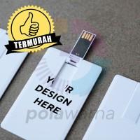 Flashdisk Custom Digital Printing Termurah - Flashdisk Custom Tinta UV