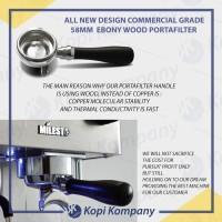 BIG PROMO Milesto Aurora Coffee Machine Espresso Maker Mesin Kopi