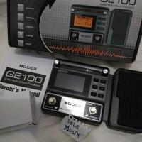 Guitar Gitar Multi Digital Effect Efek MOOER GE100 GE 100 not Zoom