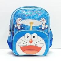 Ransel tas sekolah anak tk lokal doraemon 02