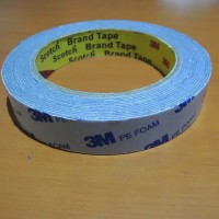 Double Tape 3m PE Foam Taiwan