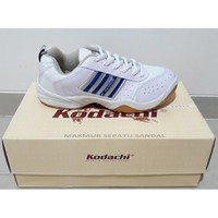 Sepatu Badminton - Kodachi AR - Biru/Navy