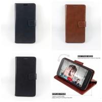 Xiaomi Mi Max 3 Max3 Flip Cover Case Kulit Standing Dompet Kartu Buku