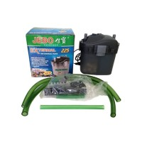 JEBO 225 External Filter Aquarium Mini Canister Akuarium