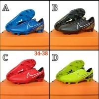 Sepatu Anak Sepatu Bola Anak Sepatu Olah Raga Nike Mercurial