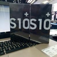 SAMSUNG GALAXY S10 PLUS 8/128GB GARANSI RESMI 1 TAHUN SEIN