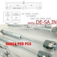 Gas Spring 120N - 10 Inchi Hidrolik Kitchen Pintu Dapur Jok Motor