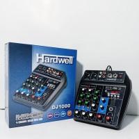 Mixer Audio Hardwell Dj-1000 4Ch