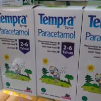 Tempra (obat demam) Paracetamol Syrup