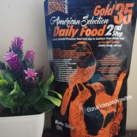 AMERICAN SELECTION AMS GOLD 35 2nd 250gr