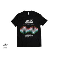 ARCTIC MONKEYS 2 I KAOS I CUSTOM I MUSIK I POP ROCK I TSHIRT I GILDAN