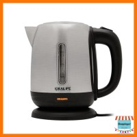 Idealife Teko Listrik Stainless Electric Kettle 1.2 Liter