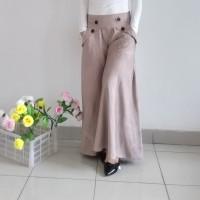 celana kulot wanita muslim