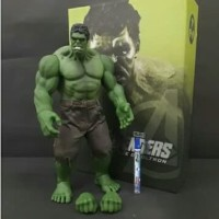 Mainan Action Figure Hulk Avengers Age Of Ultron Hot Toys