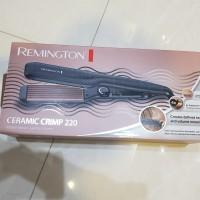 Remington Ceramic Crimp 220 - S3580 E51 Catokan Rambut