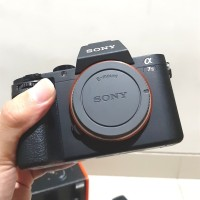 sc:7ribu Sony A7 Mark II mulus sony indonesia not a7iii a7s a7r