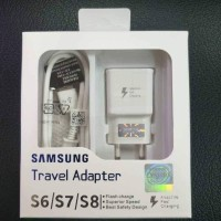 TRAVEL CHARGER SAMSUNG S6/S7/S8/NOTE 4/NOTE 5 MICRO/V8 ORIGINAL 100%