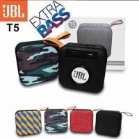 SPEAKER BLUETOOTH WIRELESS JBL T5 GRAD A MINI WIRELESS + SUPER BASS+++ - Plastik
