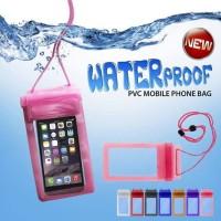 Sarung HP Anti Air model Kotak / Waterproof Bag Cover