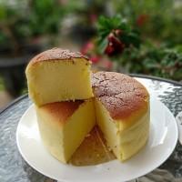 Cheese cake kue bolu rasa keju asli kualitas premium