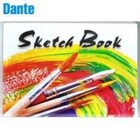 Buku Sketsa ( Sketch Book A4 Kiky )