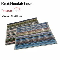 KESET HANDUK MERAH PUTIH by Terry Palmer/HSH SALUR SERI A 40X6