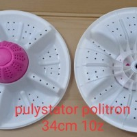 pulsator mesin cuci POLYTRON As gigi 10z diameter 34cm