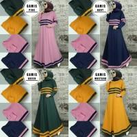 maxi sophia 21 / maxi dress / gamis muslim wanita